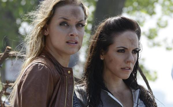 Review: Lost Girl goes to the gods