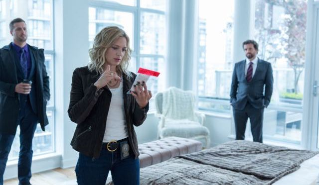 Review: The relationship's the thing on Motive