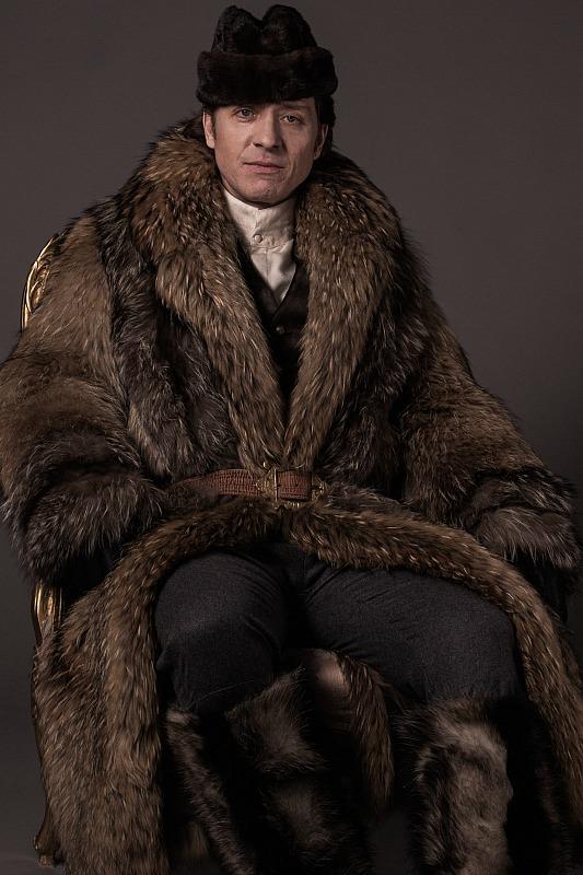 Shawn Doyle as Samuel Grant