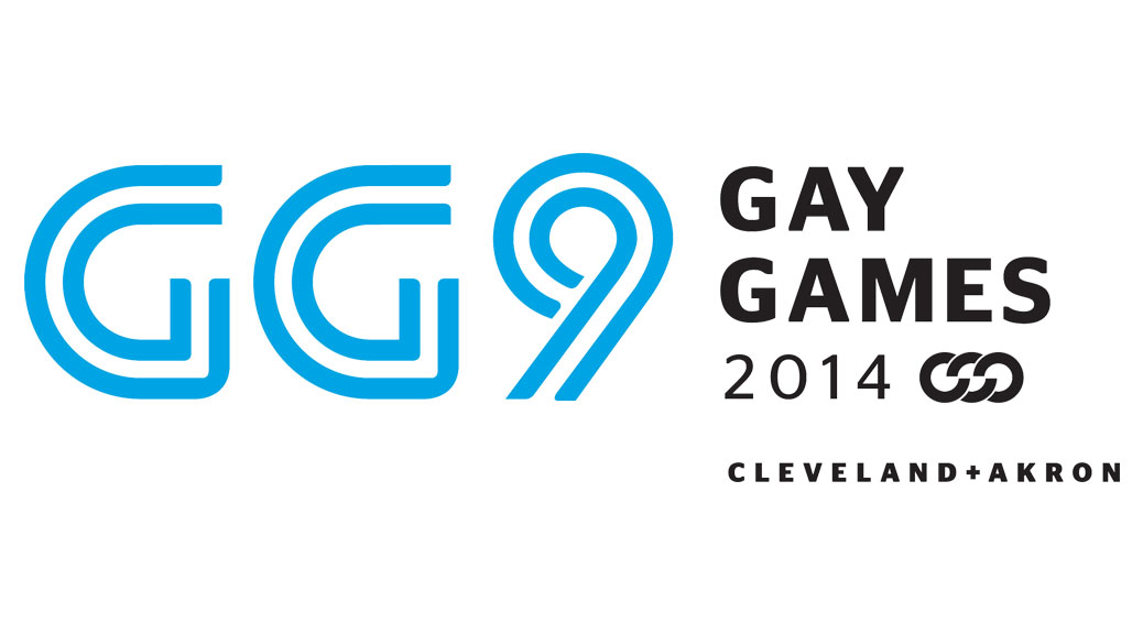 The Cleveland Gay Games Logo