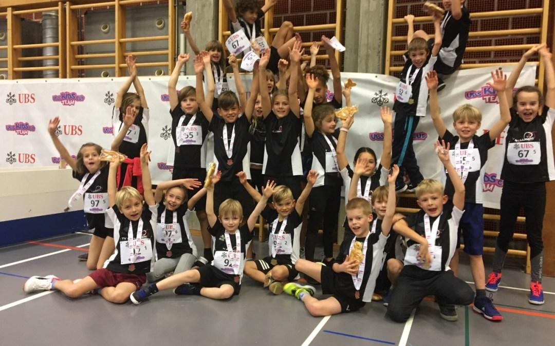 UBS Kids Cup Team Herzogenbuchsee, 16.11.2019