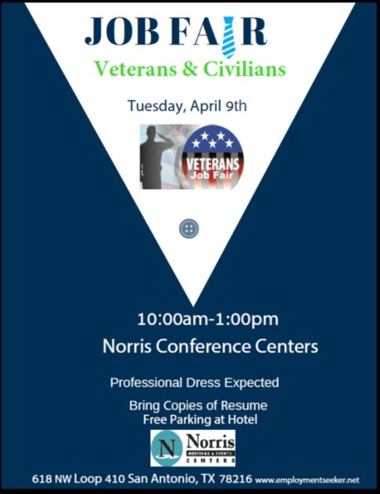 Secret Service Veteran Hiring Fair - Texas Veterans Commission