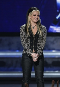 American Idol Season 7 - Amanda Overmyer