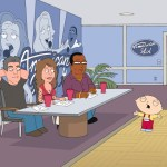 "FAMILY GUY - Stewie auditions for AMERICAN IDOL in ""Lois Kills Stewie"""