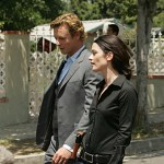 Simon Baker and Robin Tunney