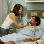 One Tree Hill - Torrey DeVitto as Carrie and Paul Johannson as Dan