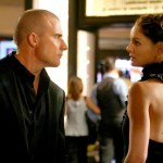 Prison Break - Lincoln (Dominic Purcell) and Sara (Sarah Wayne Callies)