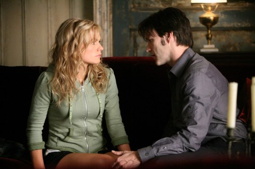 Anna Paquin, Stephen Moyer - True Blood