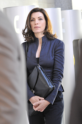 Alicia (Julianna Margulies) in The Good Wife
