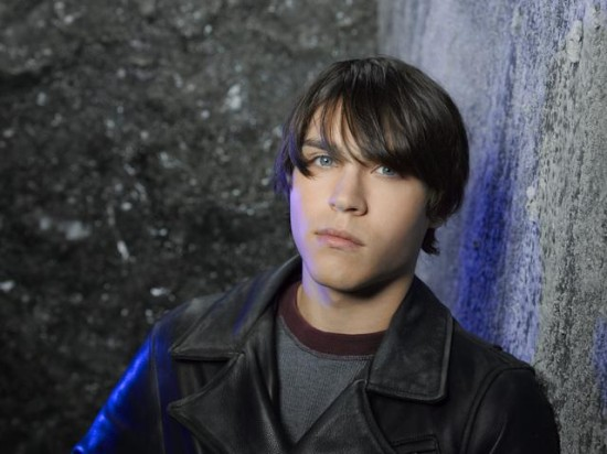 Logan Huffman as Tyler Evans