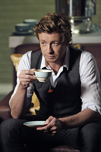 """THE MENTALIST """"Red Carpet Treatment"""""""