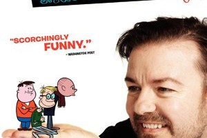 The Ricky Gervais Show Season 1 DVD