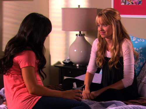 "THE SECRET LIFE OF THE AMERICAN TEENAGER ""Guess Who's Not Coming to Dinner"" (ABC Family)"
