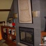 Covert Affairs - Annies fireplace (Copy)