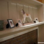 Covert Affairs - Danielles kitchen mantle (Copy)