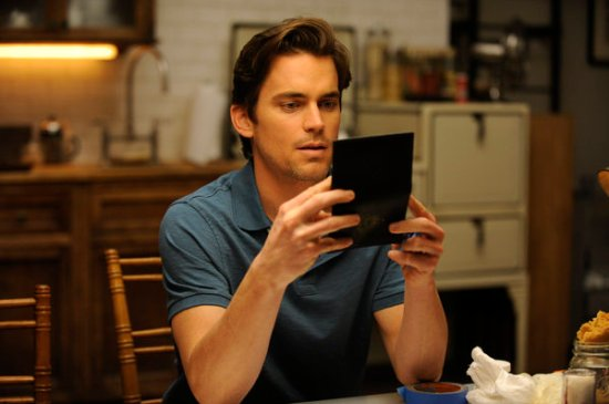 "WHITE COLLAR (USA) ""Where There's A Will"""