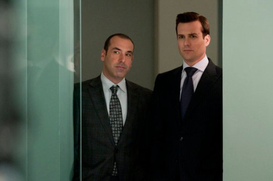 "SUITS (USA) ""Play The Man"" Episode 7 (3)"