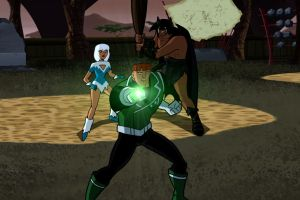 BATMAN THE BRAVE AND THE BOLD Time Out for Vengeance! Season 3 Episode 8 (5)