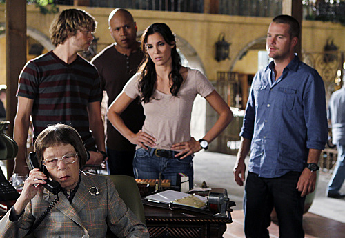 NCIS: Los Angeles (CBS) Honor