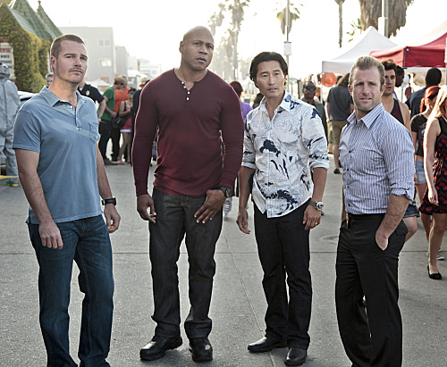 NCIS: Los Angeles Touch Of Death