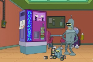 Futurama Season 7 Premiere The Bots and the Bees; Farewell to Arms (2)