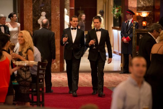 Suits (USA) All In Season 2 Episode 6
