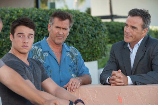 Burn Notice (USA) Reunion
