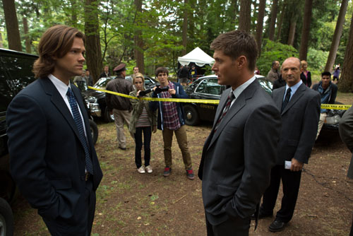 Supernatural Season 8 Episode 4 Bitten (2)