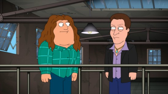 Family Guy Season 11 Episode 6 Joe's Revenge (2)