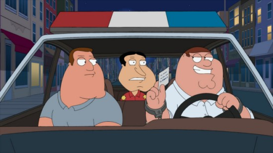 Family Guy Season 11 Episode 6 Joe's Revenge