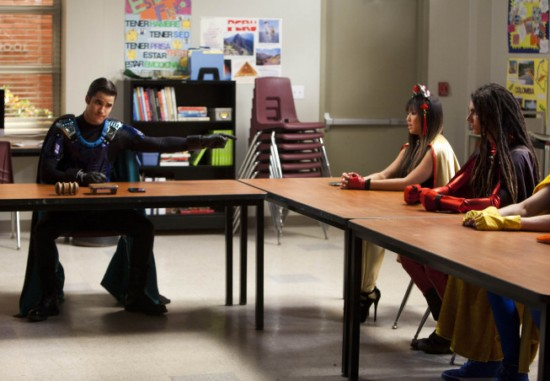 Glee Season 4 Episode 7 Dynamic Duets (6)