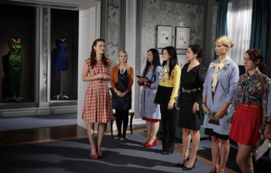 Gossip Girl Season 6 Episode 6 Where The Vile Things Are (6)