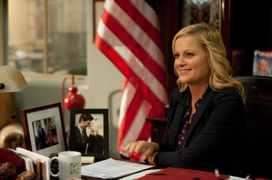 Parks and Recreation Season 5 Episode 7 Leslie vs. April (11)