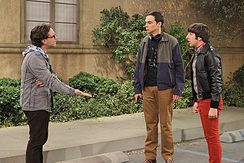 The Big Bang Theory Season 6 Episode 9