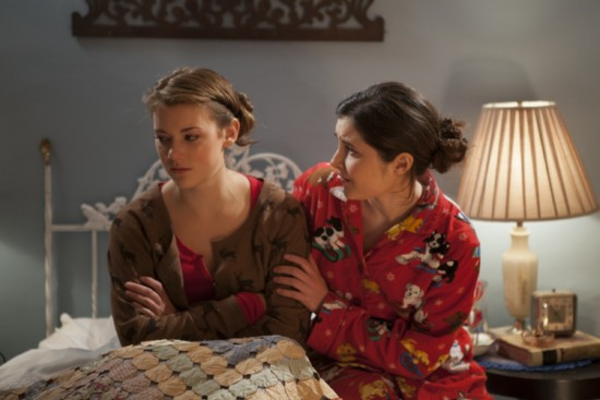 The March Sisters at Christmas (Lifetime) (11)
