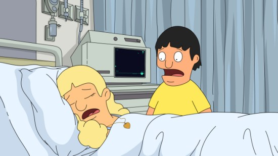 Bob's Burgers Season 3 Episode 8 The Unbearable Like-Likeness of Gene (2)