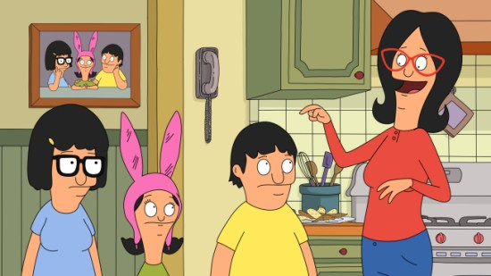 Bob's Burgers Season 3 Episode 8 The Unbearable Like-Likeness of Gene (6)