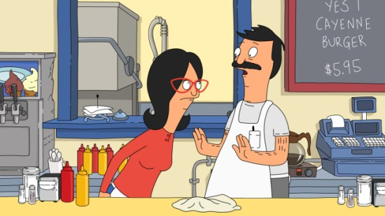 Bob's Burgers Season 3 Episode 8 The Unbearable Like-Likeness of Gene