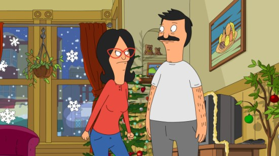 Bob's Burgers Season 3 Episode 9 God Rest Ye Merry Gentle-Mannequin