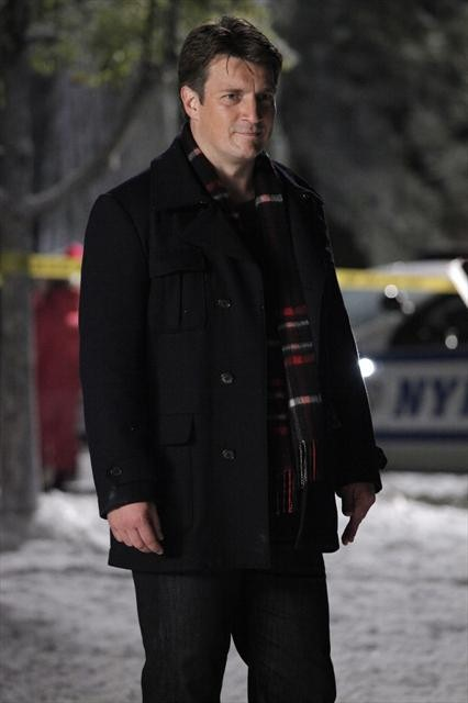 Castle Season 5 Episode 9 Secret Santa (3)