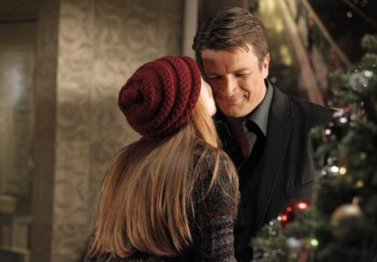 Castle Season 5 Episode 9 Secret Santa (6)