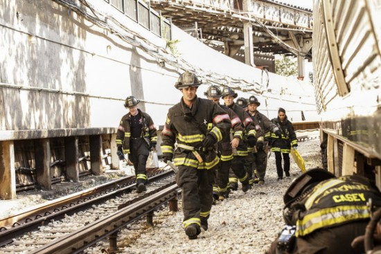 Chicago Fire Episode 8 Leaving The Station (5)