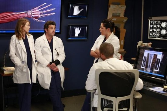 Grey's Anatomy Season 9 Episode 9 Run Baby Run (9)