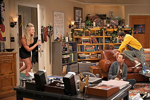 The Big Bang Theory Christmas Episode 2012 (Season 6 Episode 11)