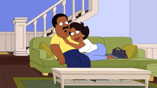 The Cleveland Show Season 4 Episode 5 A Vas Deferens Between Men and Women