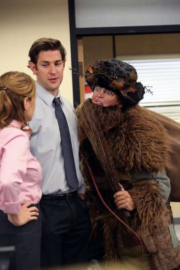 The Office Season 9 Episode 9 Dwight Christmas (10)