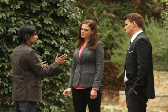 Bones Season 8 Episode 13 The Twist in the Plot