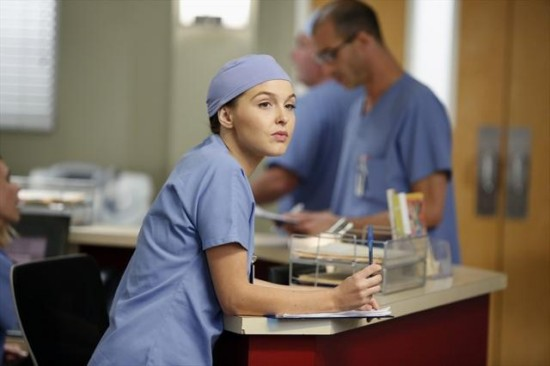 Grey's Anatomy Season 9 Episode 12 Walking on a Dream (5)