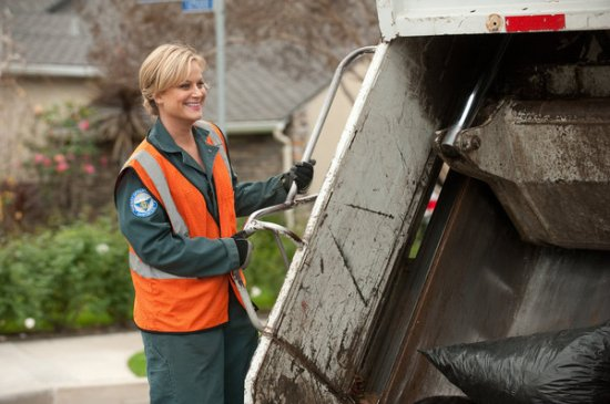 Parks and Recreation Season 5 Episode 11 Women In Garbage (5)