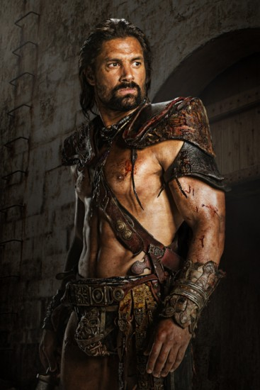 Spartacus War Of The Damned (Season 3) Cast Photos (11)